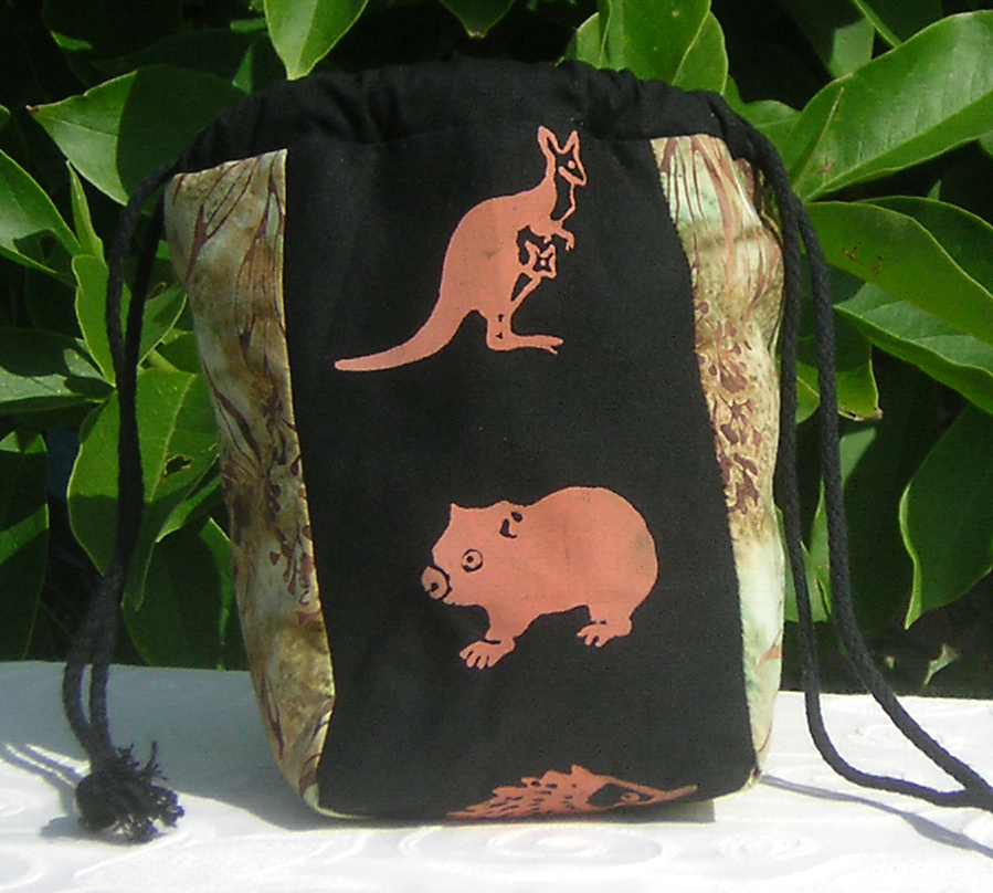 Little Australian Animals Bag