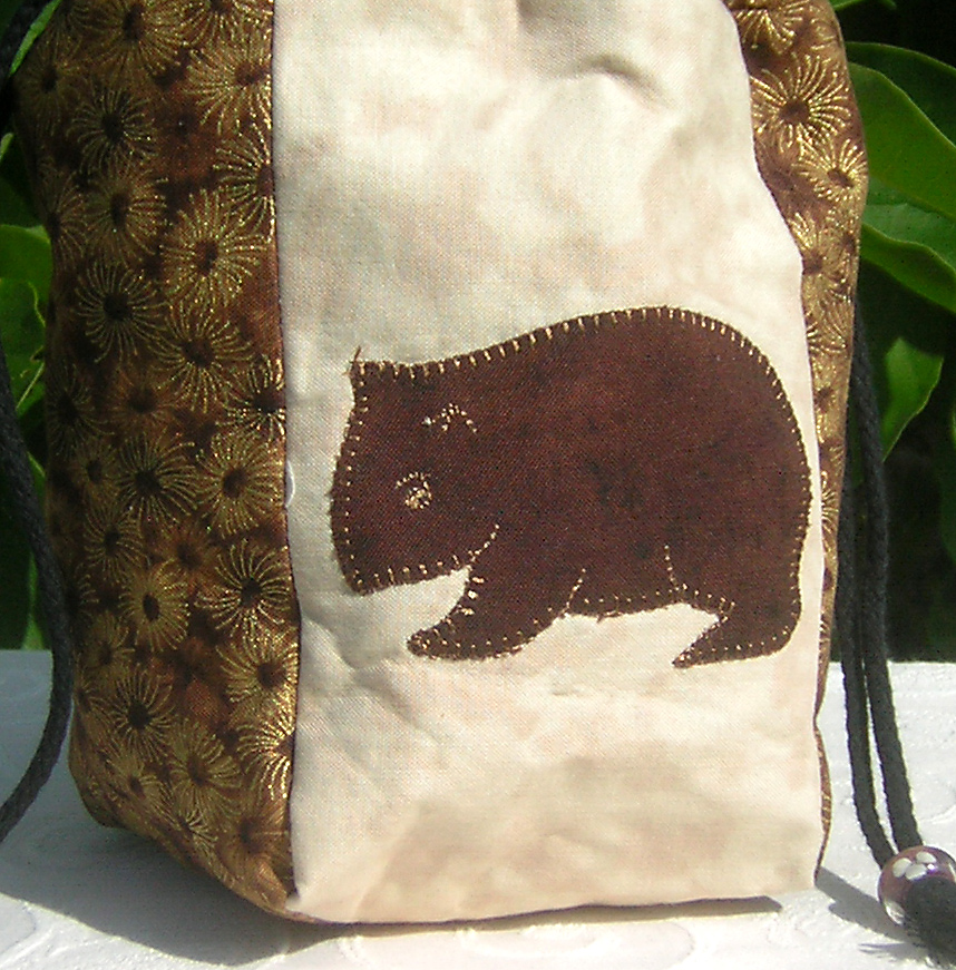 Little Wombat Bag