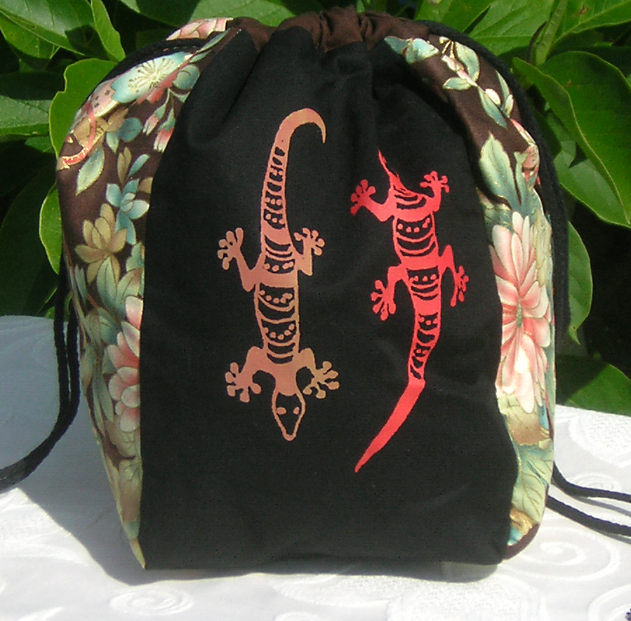 Large Gecko Bag