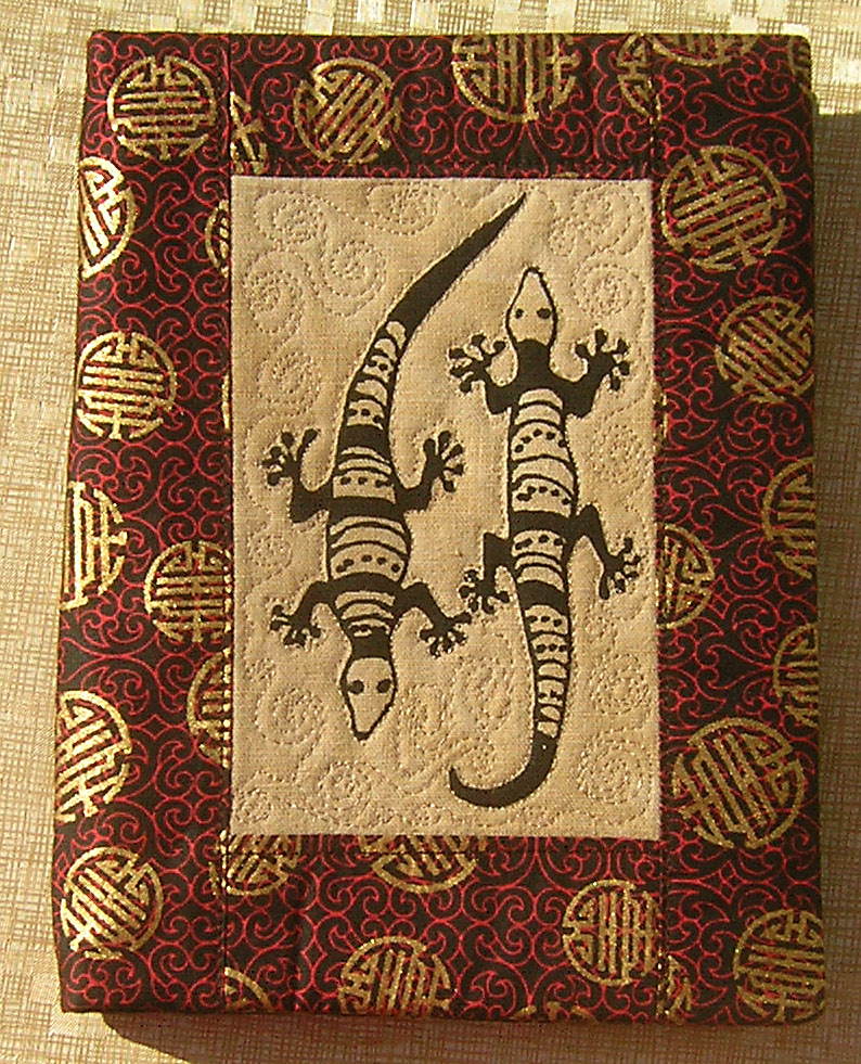 Gecko Journal Cover