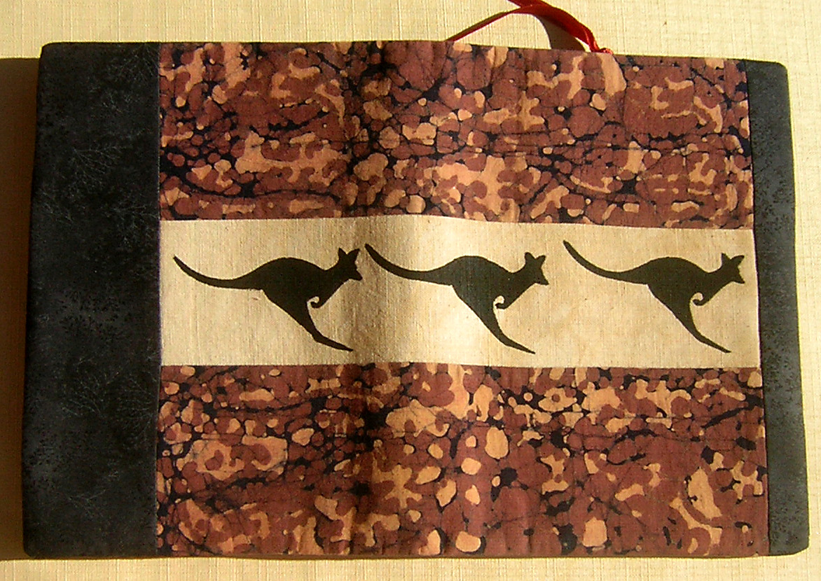 Kangaroos Journal Cover