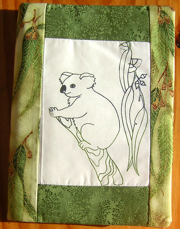 Koala Journal cover