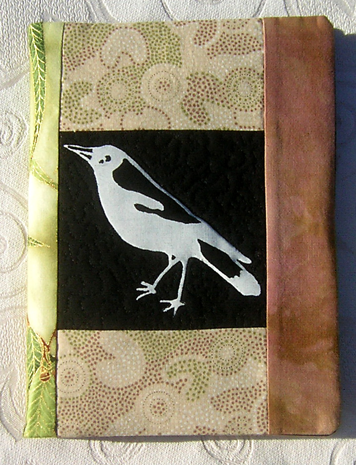 Magpie Journal cover