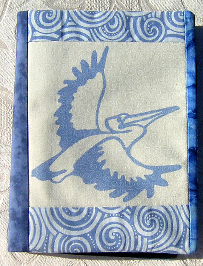 Pelican journal cover
